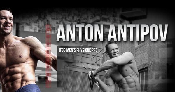 Anton Antipov Mairinque