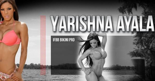Yarishna Ayala Campinas